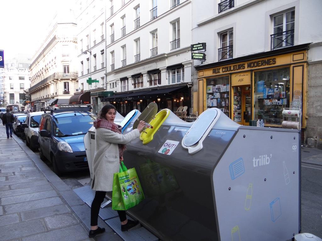 station trilib' rue Monsigny 75002 Paris