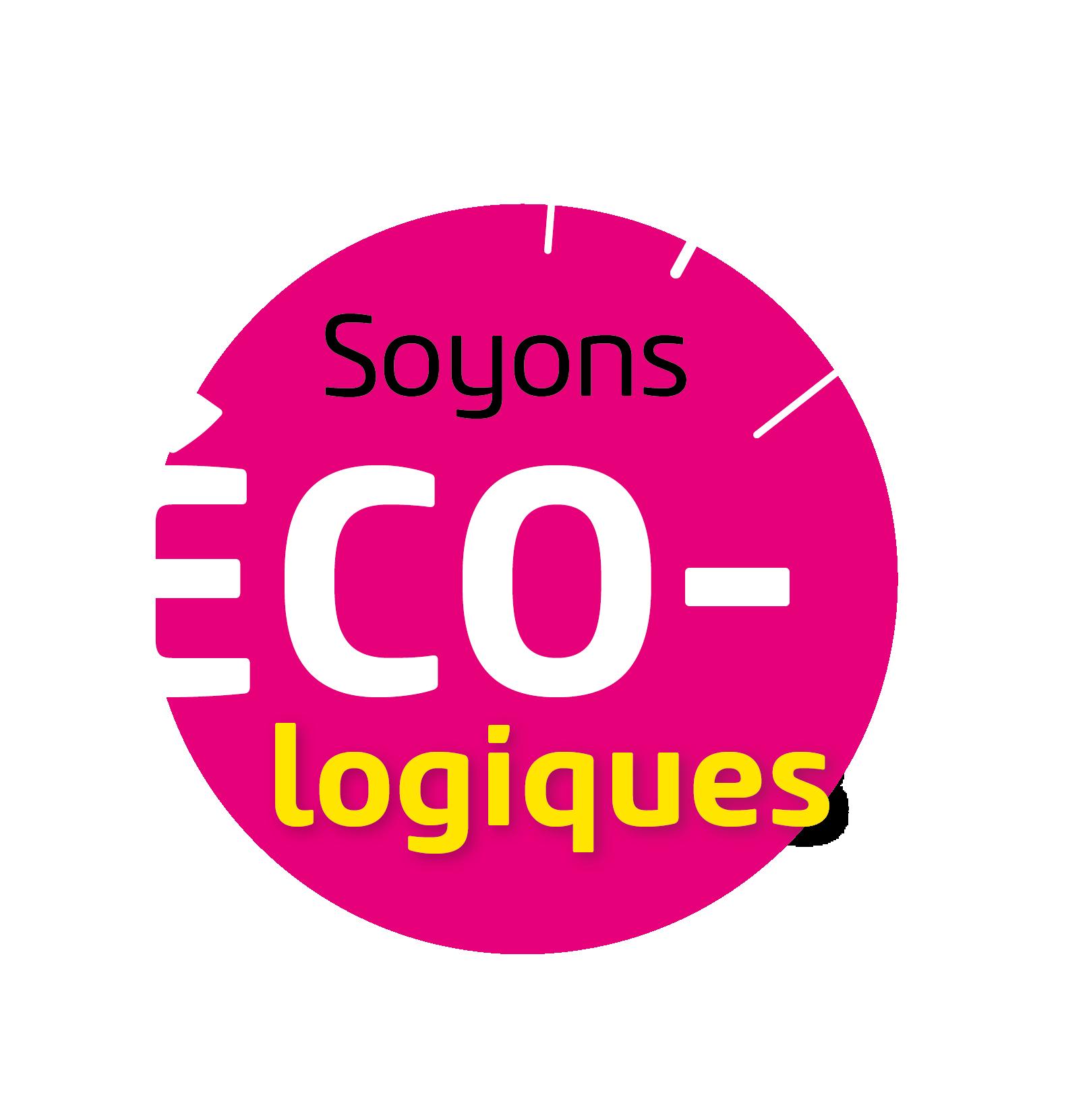Logo Soyons éco-logiques