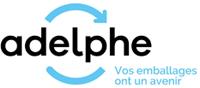 Logo Adelphe, vos emballages ont un avenir