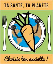 Logo Ta santé ta planète